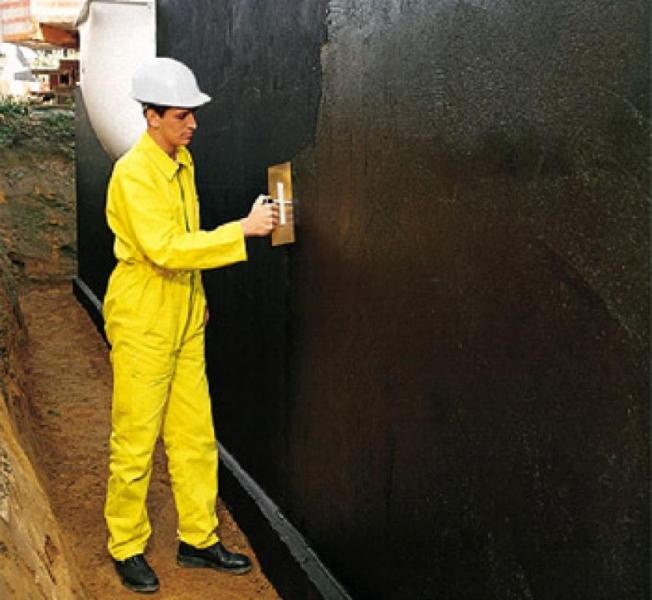 Гидроизоляционные работы. внешняя и внутренняя гидроизоляция зданий, сооружений, бассейнов, чаш и т.п.